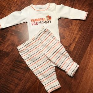 """Thankful for Mommy"" Set"